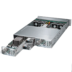 Supermicro 2U Twin Pro Servers SYS-2027PR-DTR