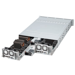 Supermicro MultiNode 2U Twin Solutions SYS-6027TR-DTRF