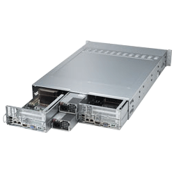 Supermicro MultiNode 2U Twin Solutions SYS-6028TR-D72R