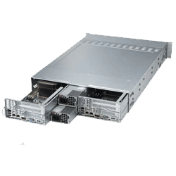 Supermicro 2U Twin Server Solution