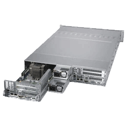 Supermicro 2U Twin Servers Solution