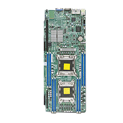 Supermicro Dual Socket R LGA 2011 Server Motherboard X9DRT-HF+