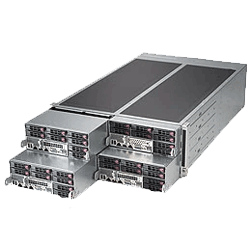 Supermicro FatTwin SuperServer SYS-F628R2-FC0