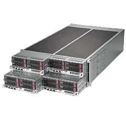 Supermicro FatTwin SuperServer