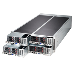 Supermicro FatTwin GPU Rackmount Solutions SYS-F628G2-FT+