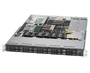 Supermicro NVME 1U SuperServer SYS-1027R-WC1NR