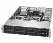 Supermicro NVME 2U SYS-6027R-CDNRT+