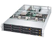 Supermicro NVME 2U SYS-6028U-TNR4T+