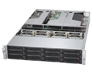 Supermicro NVME 2U SYS-6028UX-TR4