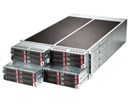 Supermicro NVME 4U SuperServer SYS-F628R3-RC1B+