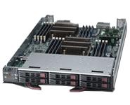 Supermicro Intel TwinBlade 10 Blade SBI-7127R-S6