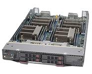 Supermicro Intel TwinBlade 10 Blade SBI-7147R-S4X