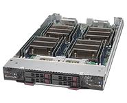 Supermicro Intel TwinBlade 10 Blade SBI-7228R-T2F