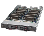 Supermicro Intel TwinBlade 10 Blade SBI-7228R-T2X