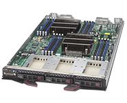 Supermicro Intel 14 Blade  SBI-7428R-C3