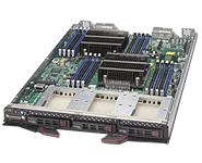Supermicro Intel 14 Blade SBI-7428R-C3N