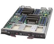 Supermicro Intel 14 Blade  SBI-7428R-T3N