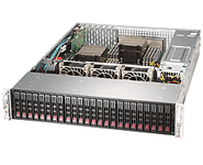 Supermicro Storage Server Platform 2028R-ACR24H