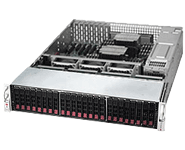 Supermicro Storage Server Platform 2028R-E1CR24N