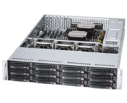 Supermicro Storage Server Platform 6028R-E1CR12N