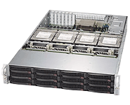 Supermicro Storage Server Platform 6028R-E1CR16T