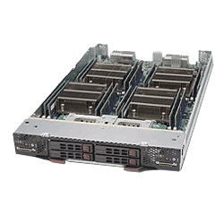 Supermicro Processor TwinBlade SBI-7228R-T2F2