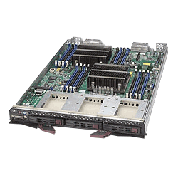 Supermicro datacenter processor blade SBI-7428R-T3N