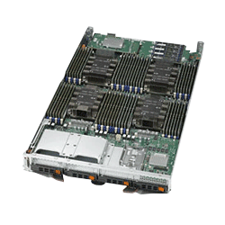 Supermicro 4 Socket Processor Blade