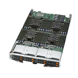 Supermicro 4-Socket Processor Blade SBI-8149P-T8N