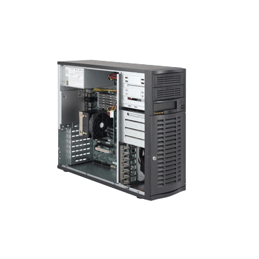 Supermicro SuperWorkstation Server SYS-5036A-T
