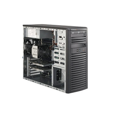 Supermicro SuperWorkstation Server SYS-5037A-i