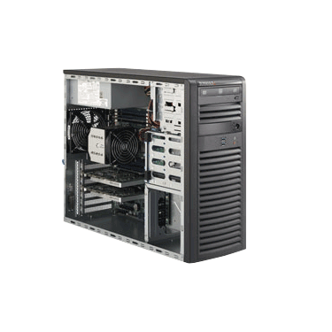 Supermicro SuperWorkstation Server SYS-5038A-iL