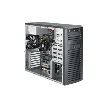 Supermicro SuperWorkstation Server SYS-5039A-iL