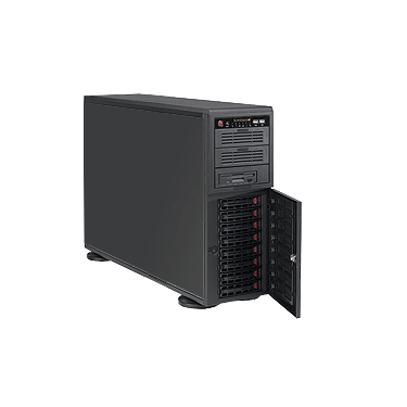 Supermicro SuperWorkstation Server SYS-5046A-XB