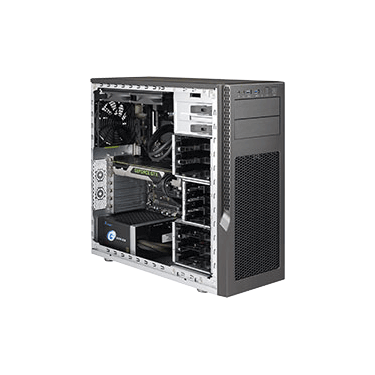 Supermicro SuperWorkstation Server SYS-5130AD-T
