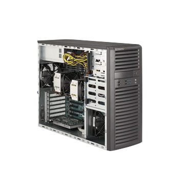 Supermicro SuperWorkstation Server SYS-7037A-i