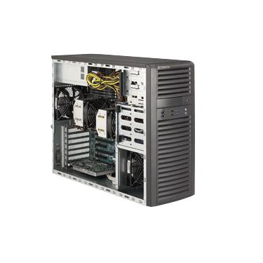 Supermicro SuperWorkstation Server SYS-7037A-i