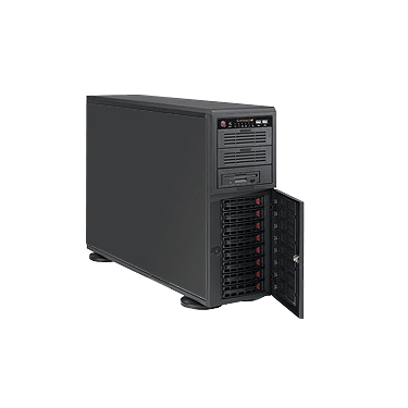 Supermicro SuperWorkstation Server SYS-7046A-3 and SYS-7046A-6
