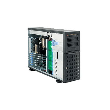 Supermicro SuperWorkstation Server SYS-7046A-HR+ and SYS-7046A-HR+F