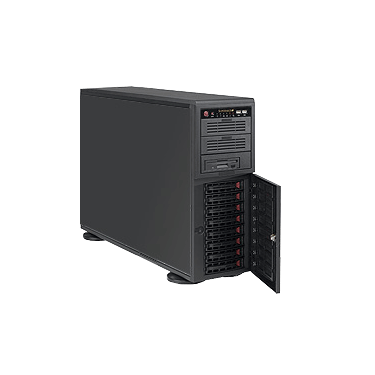 Supermicro SuperWorkstation Server SYS-7046A-T