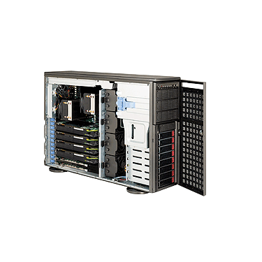 Supermicro SuperWorkstation Server SYS-7046GT-TRF