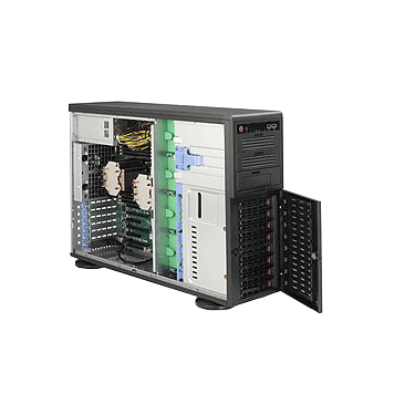 Supermicro SuperWorkstation Server SYS-7047A-T