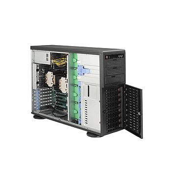 Supermicro SuperWorkstation Server SYS-7047A-T