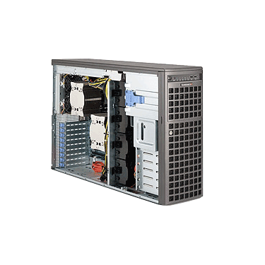 Supermicro SuperWorkstation Server SYS-7047AX-TRF and SYS-7047AX-72RF