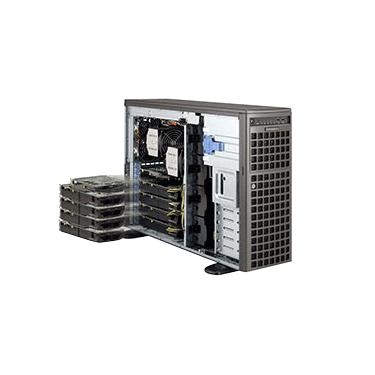 Supermicro SuperWorkstation Server SYS-7047GR-TRF