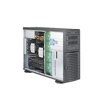 Supermicro SuperWorkstation Server SYS-7048A-T