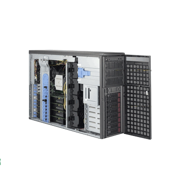 Supermicro SuperWorkstation Server SYS-7048GR-TR