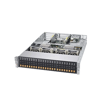 Supermicro UltraServers SYS-2028U-TN24R4T+
