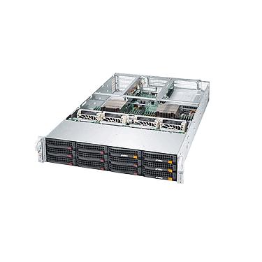 Supermicro UltraServers SYS-6028U-E1CNR4T+,SYS-6028U-E1CNRT+