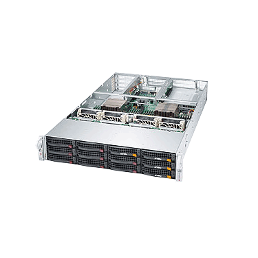 Supermicro UltraServers SYS-6028U-TNR4T+,SYS-6028U-TNRT+